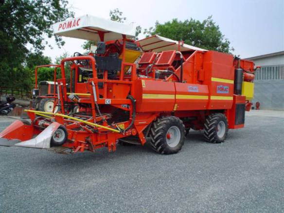 IVECO (Máquina de tomate)